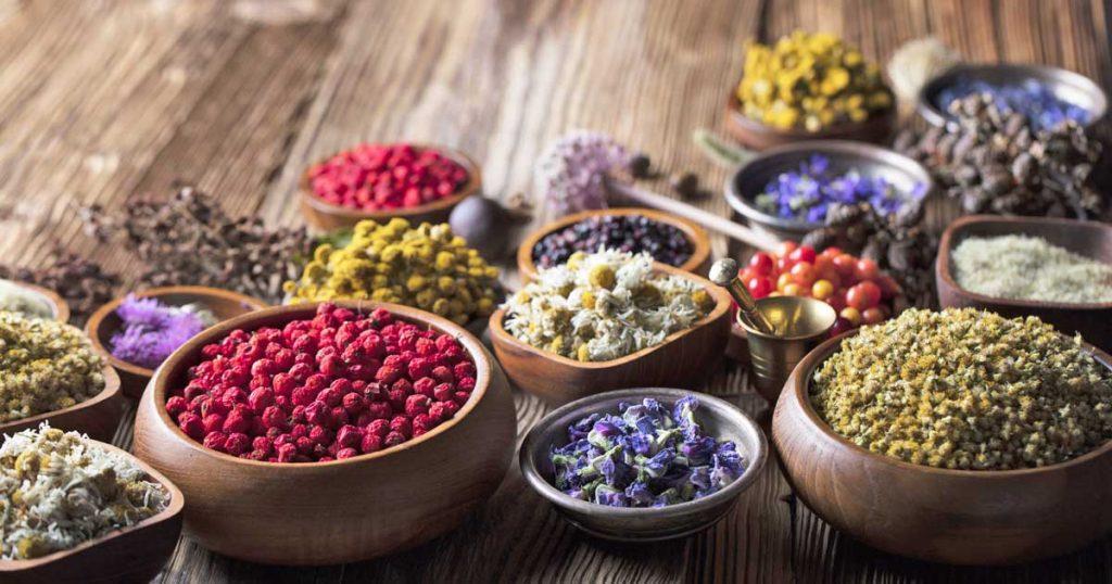 Plantes médicinales en vrac - Alchimiste en vrac
